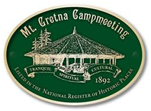 Mt. Gretna Camp Meeting