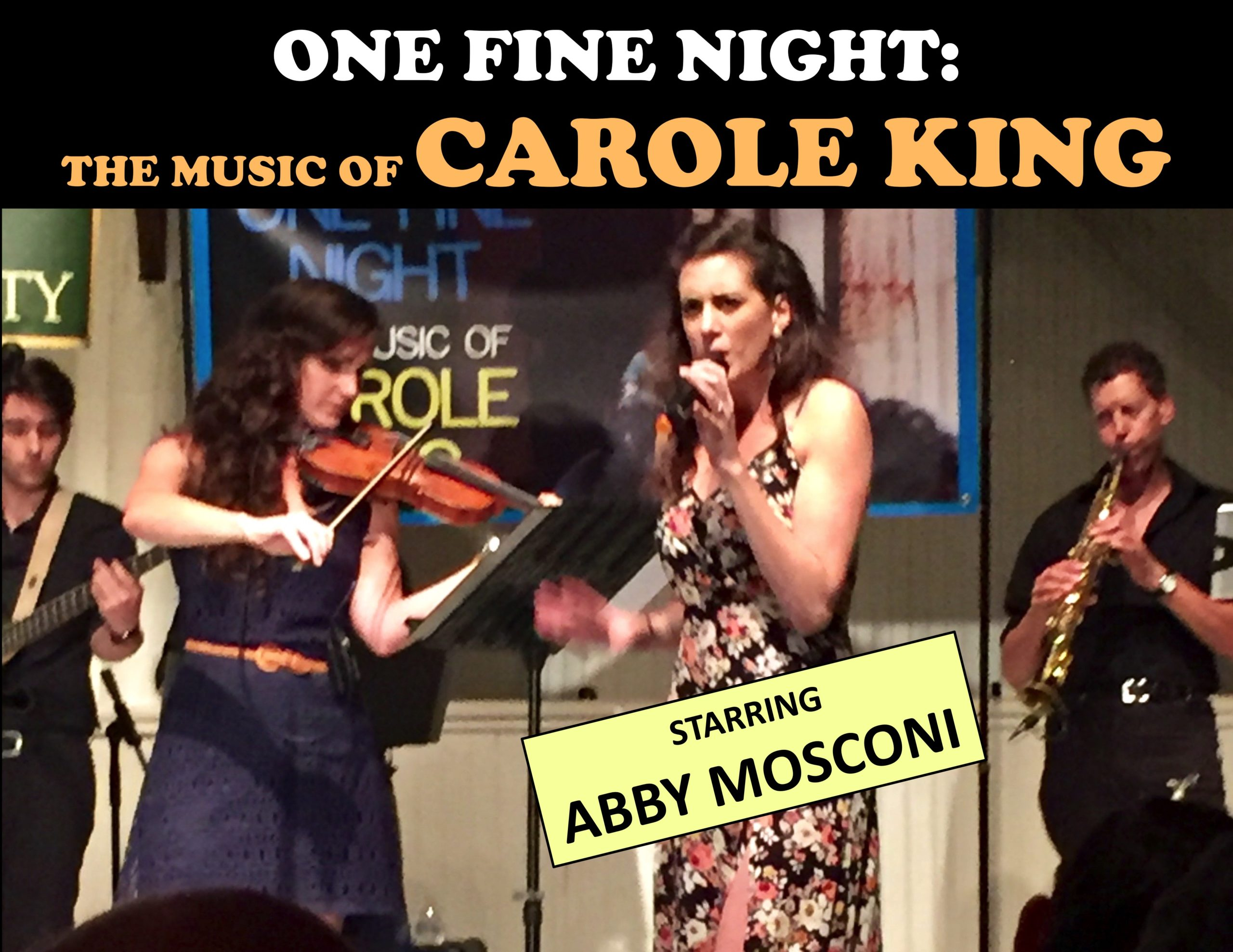 CANCELLED:Music of Carole King