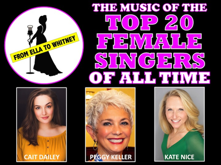 Top 20 Female Singers/All Time